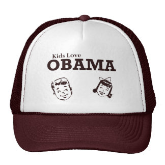 Amor Obama Gorra