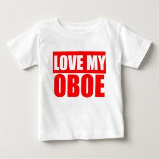 Amor Oboe Playera De Bebé