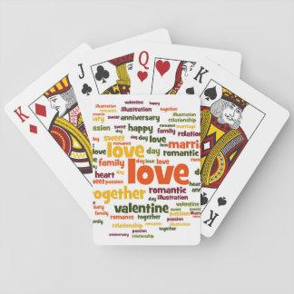 Amor Cartas De Juego