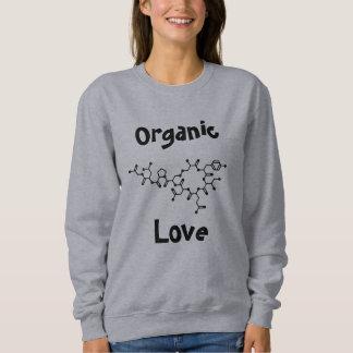 Amor orgánico sudadera