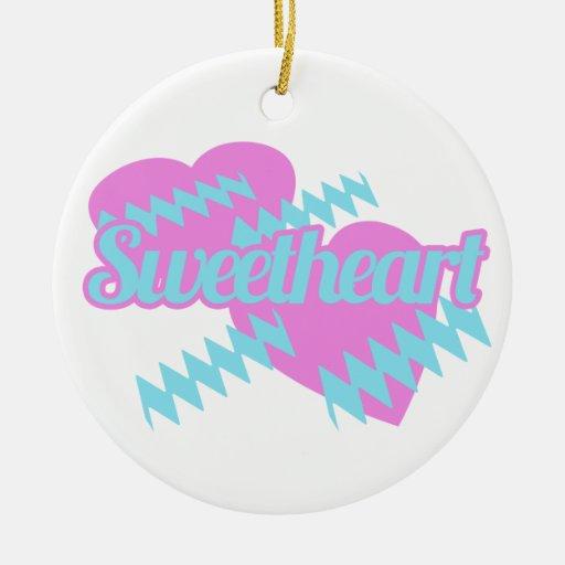 Amor Ornaments Para Arbol De Navidad