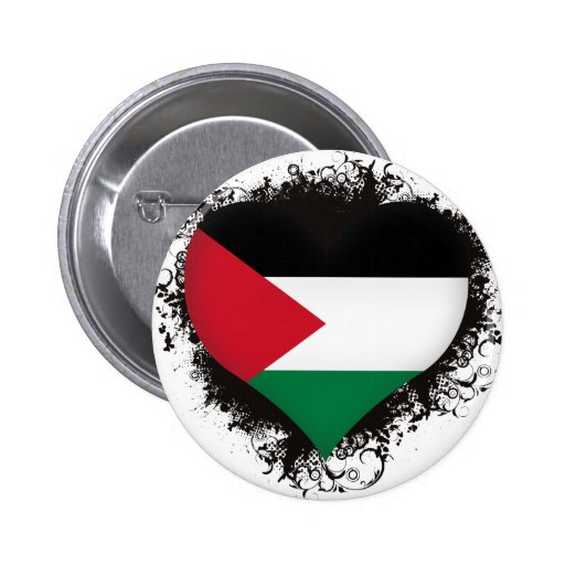 Amor Palestina del vintage I Pins