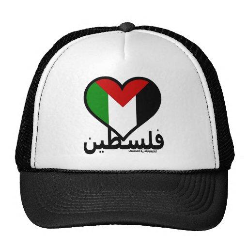 Amor Palestina Gorro De Camionero