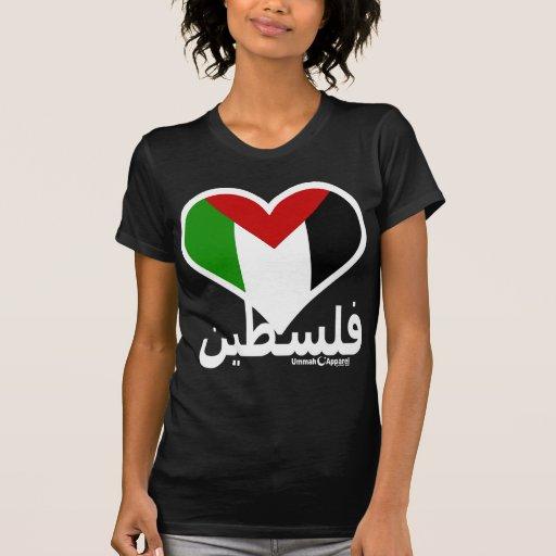 Amor Palestina Polera