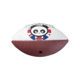 Amor Panda® Balón De Fútbol Americano
