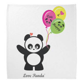 Amor Panda® Bandanas