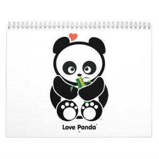 Amor Panda® Calendario