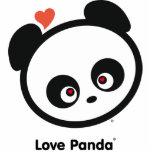 Amor Panda® Escultura Fotografica