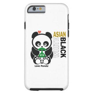 Amor Panda® Funda De iPhone 6 Tough
