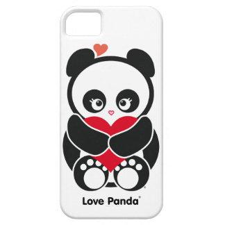 Amor Panda® iPhone 5 Cárcasas