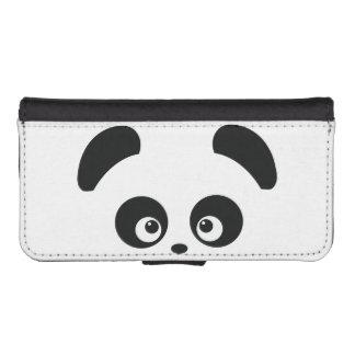 Amor Panda® Funda Billetera Para Teléfono