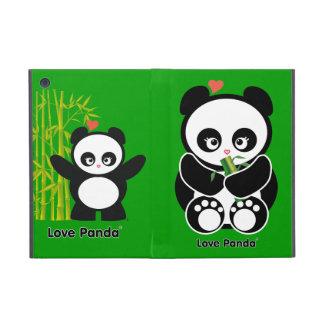 Amor Panda® iPad Mini Fundas