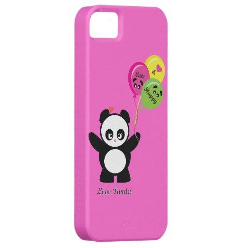 Amor Panda® Funda Para iPhone SE/5/5s