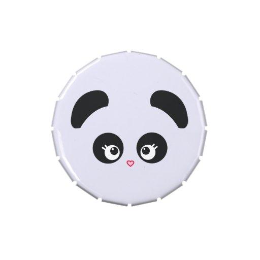 Amor Panda® Latas De Dulces