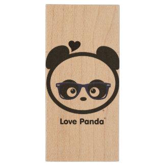 Amor Panda® Memoria USB 2.0 De Madera