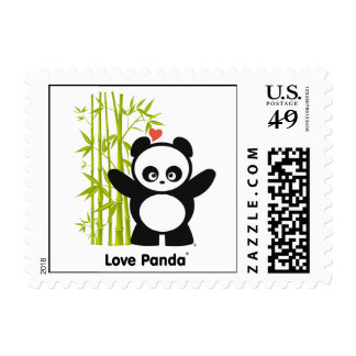 Amor Panda® Franqueo