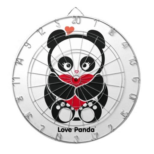 Amor Panda® Tablero Dardos