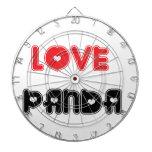 Amor Panda® Tablero De Dardos