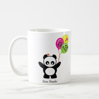 Amor Panda® Tazas