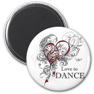Amor para bailar el imán