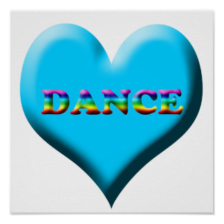 Amor para bailar el poster