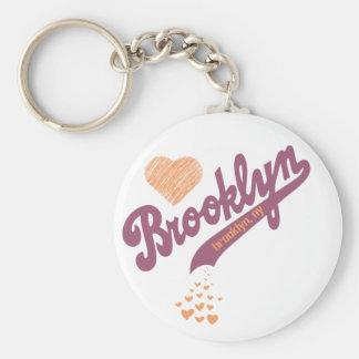 Amor para el llavero de Brooklyn