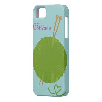 Amor para hacer punto la caja de la casamata del i iPhone 5 Case-Mate carcasas
