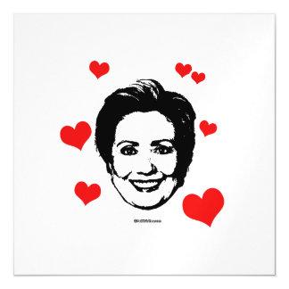 Amor para Hillary