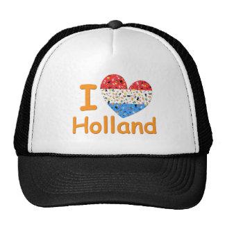 Amor para Holanda Gorro