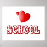Amor para la escuela poster