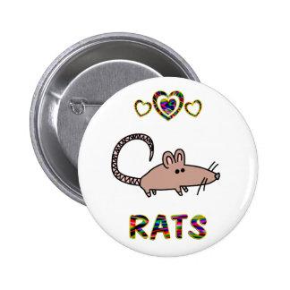 Amor para las ratas pins