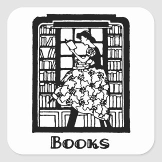 Amor para leer los libros colcomanias cuadradases