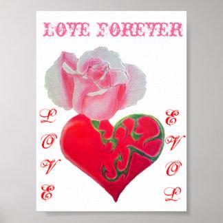 Amor para siempre poster