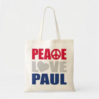 Amor Paul de la paz Bolsas De Mano