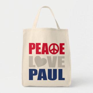 Amor Paul de la paz Bolsa
