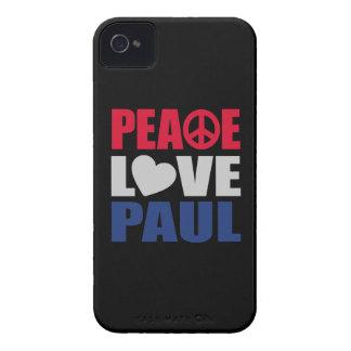 Amor Paul de la paz iPhone 4 Protector