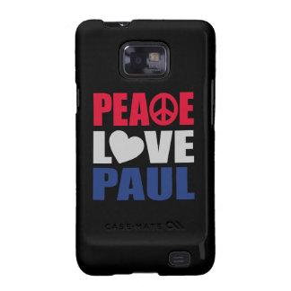 Amor Paul de la paz Samsung Galaxy S2 Carcasa