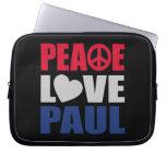 Amor Paul de la paz Fundas Computadoras