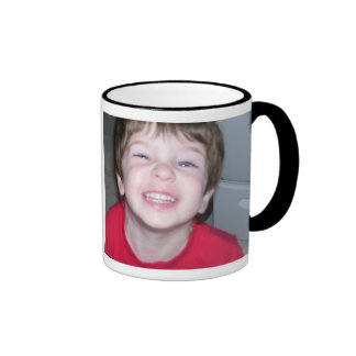 Amor personalizado de I mi taza de la foto del pap