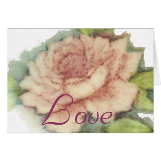 Amor-Personalizar Tarjeta