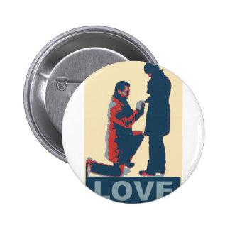 Amor Pin Redondo 5 Cm