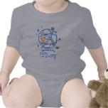 ¡Amor PLoS de los hámsteres! Enredadera Camiseta