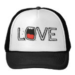 Amor poco firme gorra