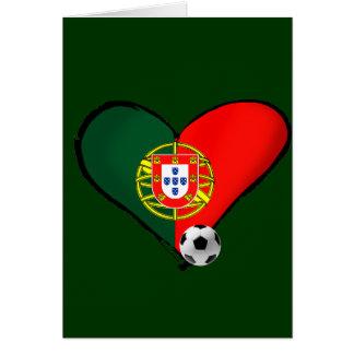 Amor, Portugal e Futebol - O que mais vôce quer ? Card