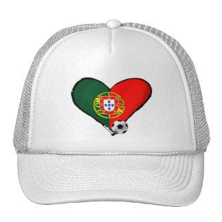 ¿Amor, Portugal e Futebol - quer del vôce de los m Gorras De Camionero