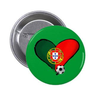 ¿Amor Portugal e Futebol - quer del vôce de los m Pin