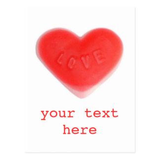 """Amor postal de """"su texto"""""""