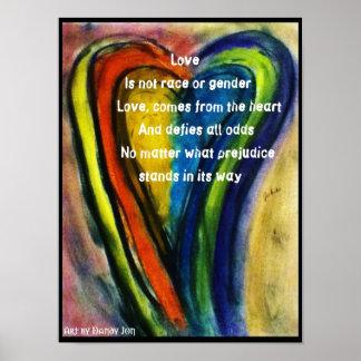 Amor Póster