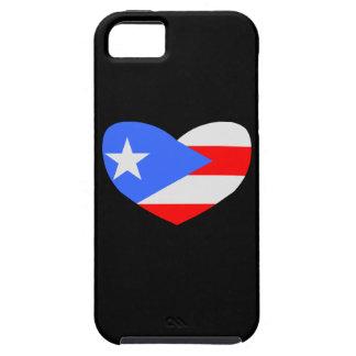Amor Puerto Rico iPhone 5 Carcasa
