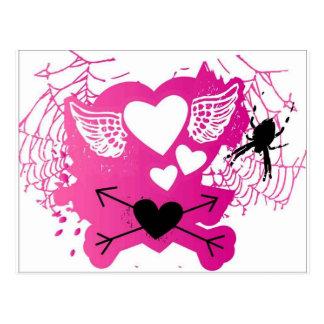Amor punky postales